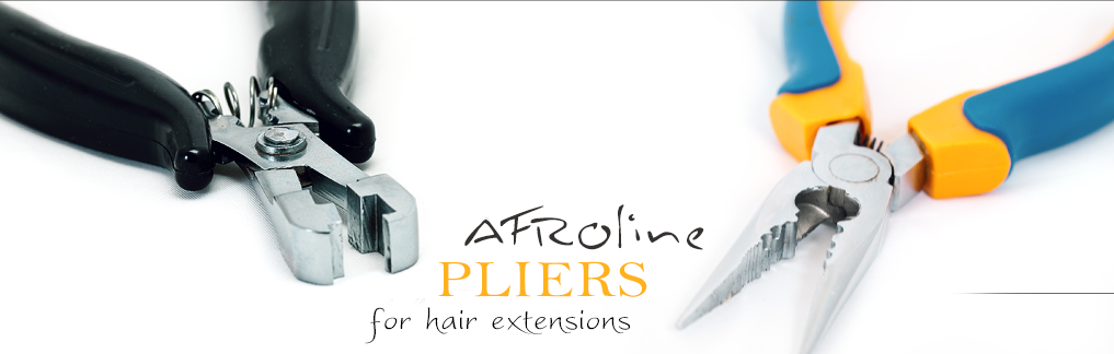 AFROline pliers for hair extensions